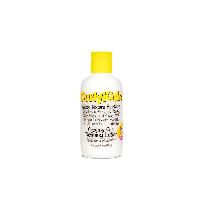 Curly Kids Creamy Curl Defining Lotion - 6 oz.