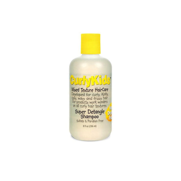 Curly Kids Super Detangle Shampoo - 8 oz.
