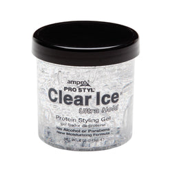 AMPRO Clear Ice Gel Ultra Hold 6 Oz