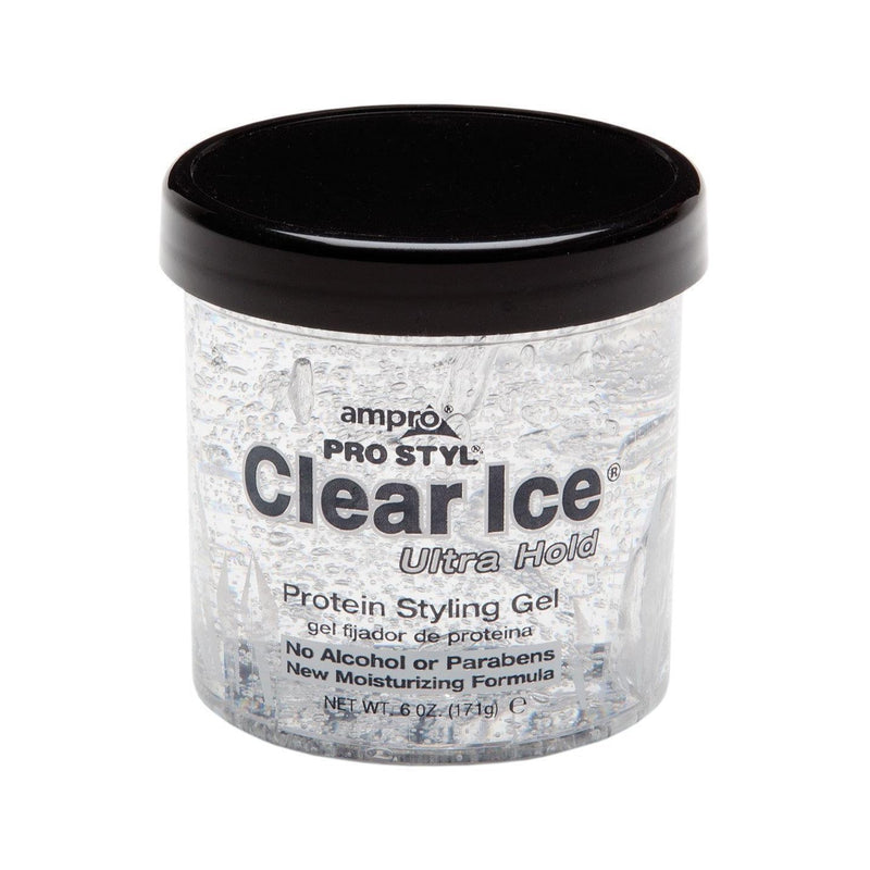 AMPRO Clear Ice Gel Ultra Hold 6 oz.
