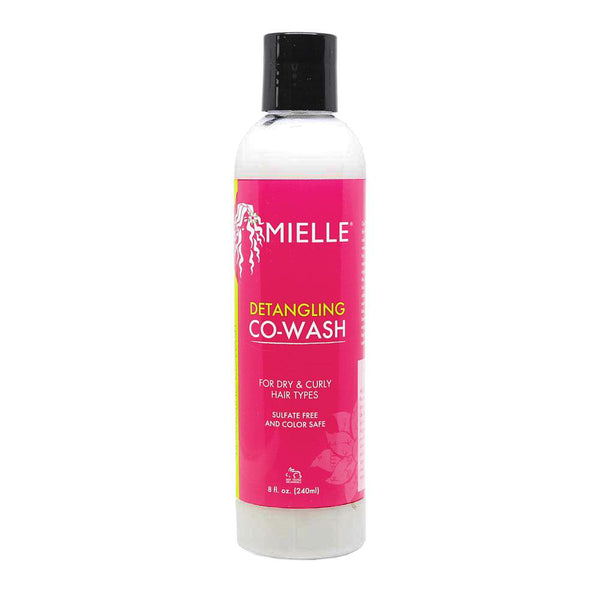 Mielle Organics Detangling Co-wash Pure Simple Natural 8 oz.
