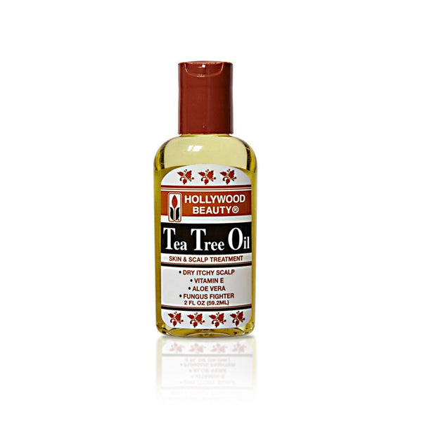 Hollywood Beauty Tea Tree Oil, Skin & Scalp Treatment 2 oz