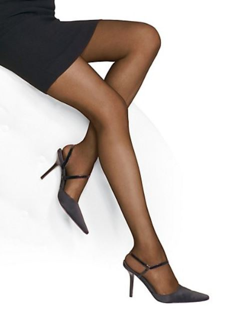 L'eggs Brown Sugar Honey Brown Ultra Sheer Pantyhose, Size - Q Large