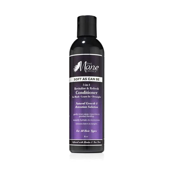 The Mane Choice Soft As Can Be Revitalize and Refresh 3-in-1 Conditioner 8 oz.