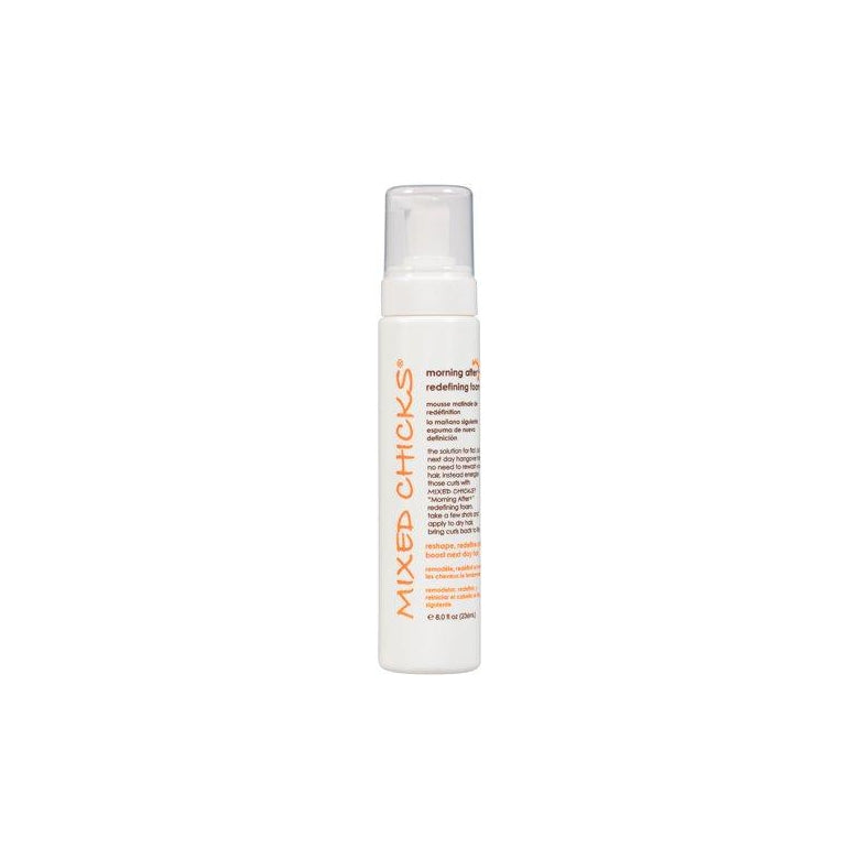 Mixed Chicks Morning After Redefining Hair Foam, 8 fl.oz