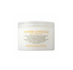 Mixed Chicks Detangling Deep Conditioner - Softens, Moisturizes  Detangles Straight or Curly Hair, 8 oz.