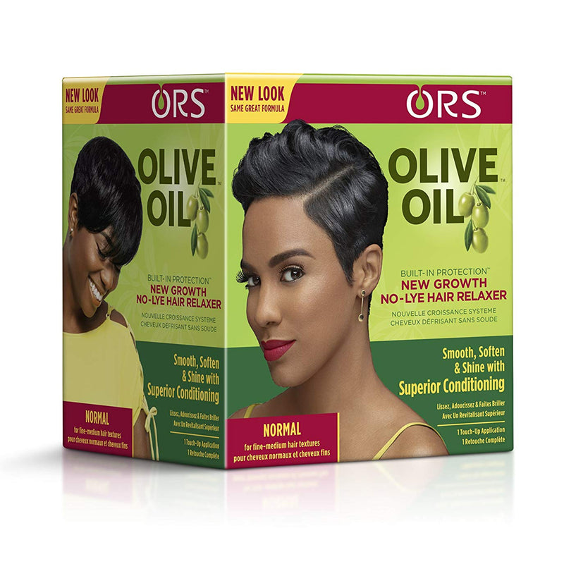ORS Olive Oil New Growth Normal Hair Relaxer