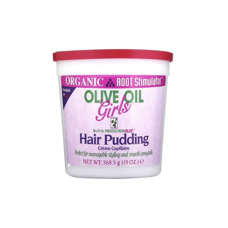 Organic Root Stimulator Girls Hair Pudding, 13 oz.