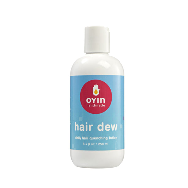 Oyin Handmade Hair Dew Daily Quenching Hair Lotion, 8.4 Ounce