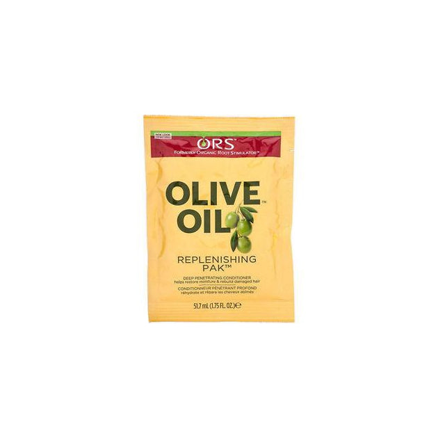 ORS Olive Oil Strengthen and Nourish Replenishing Conditioner Packet 1.75 oz