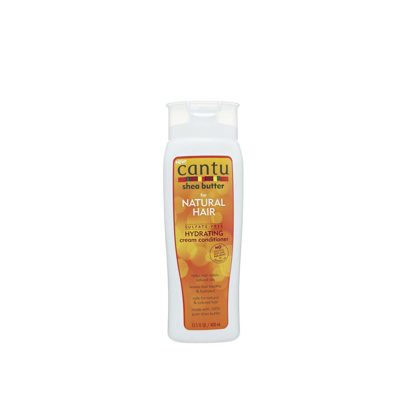 Cantu Natural Hair Hydrating Cream Conditioner Leave Healthy Sulfate Free 13.5 oz.