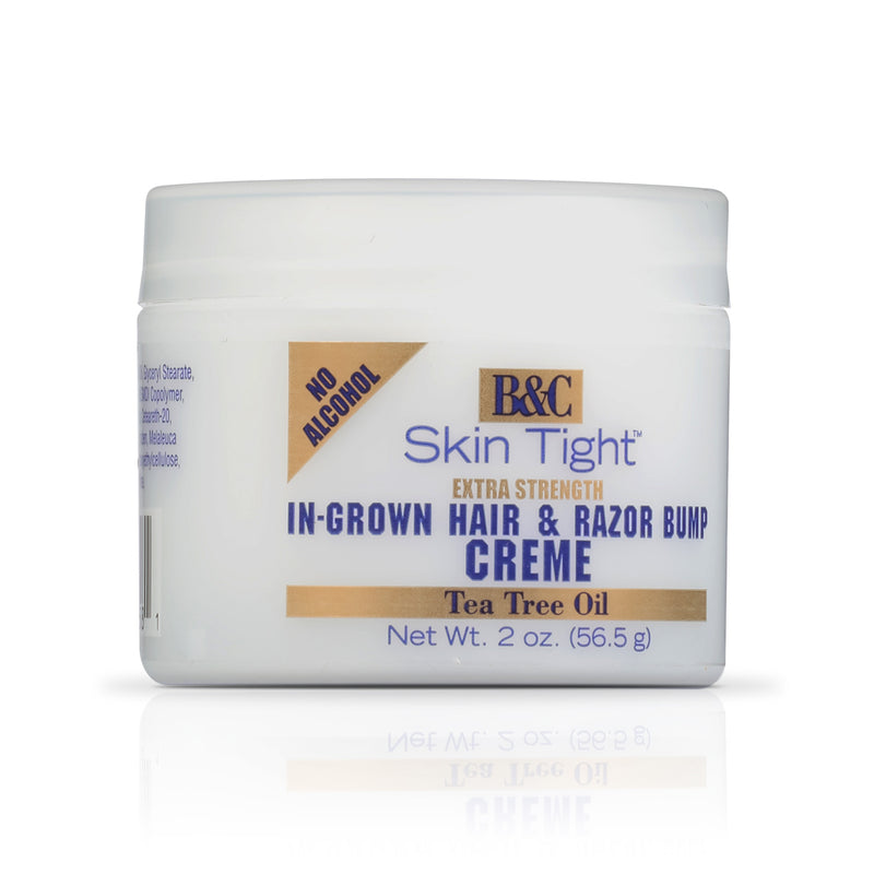 Skin Tight In-Grown Hair & Razor Bump Creme, 2 oz.