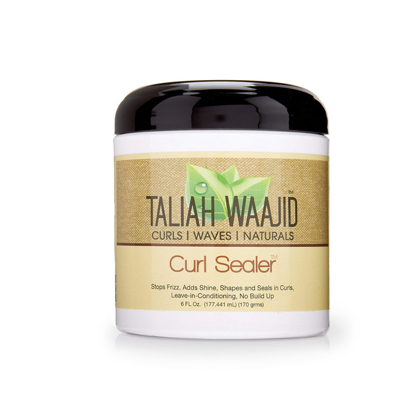 Taliah Waajid Curls, Waves and Naturals Curl Sealer, 6 oz.