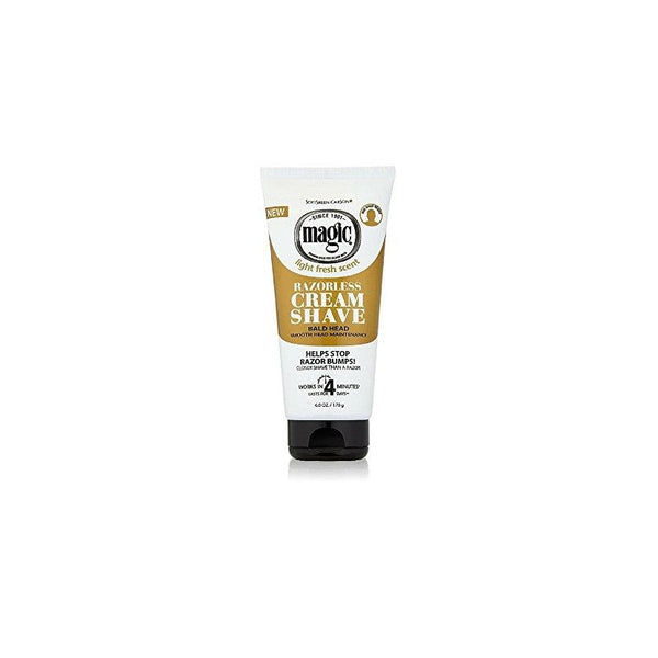 Magic Shave Smooth Razorless Hair Removing Creme Case