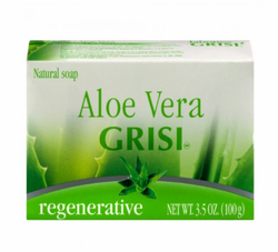 Grisi Natural Aloe Vera Soap 3.5 oz