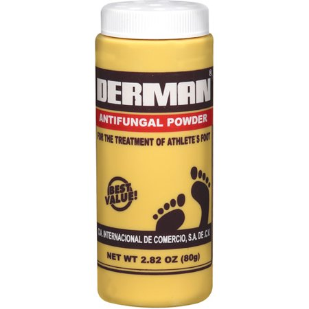 Derman Foot Powder 2.82 oz