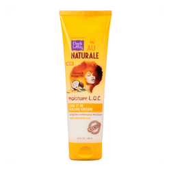 Dark & Lovely Au Naturale Moisture L.O.C. Lock It In Sealing Cream, 8.5 oz