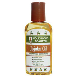 Hollywood Beauty Jojoba Hair Oil 2 oz.