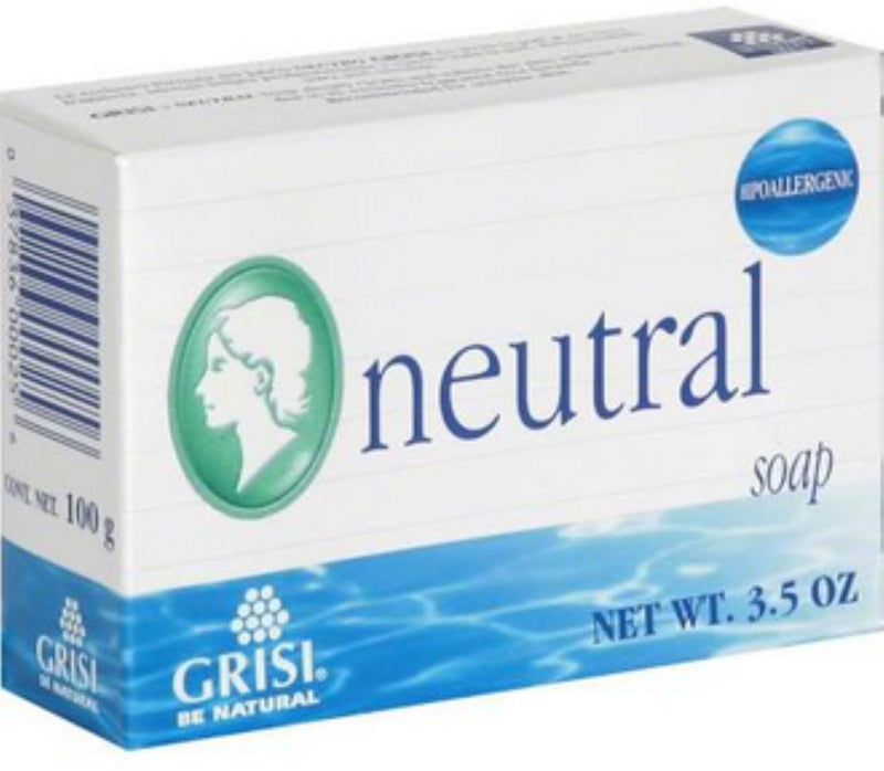 Grisi Neutro Soap 3.5 oz.