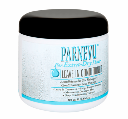 Parnevu Leave-in Conditioner for Extra Dry Hair, 16 Ounce