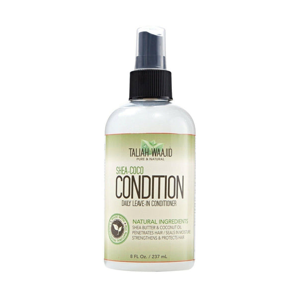 Taliah Waajid Shea-Coco Condition Daily Leave-in Conditioner 8 oz.