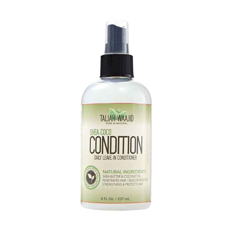 Taliah Waajid Shea-Coco Condition Daily Leave-in Conditioner 8 oz