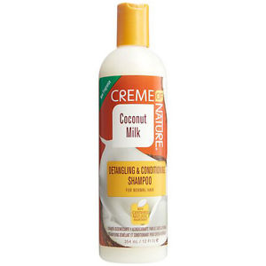 Creme of Nature Detangling & Conditioning Shampoo 12 Oz