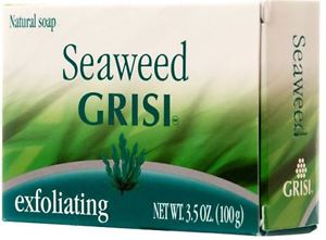 Grisi Seaweed Soap 3.5 oz.