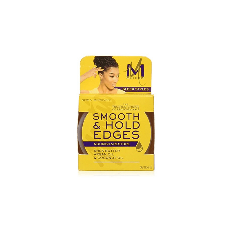 Motions Sleek Styles Smooth & Hold Edges, 2.25 oz.