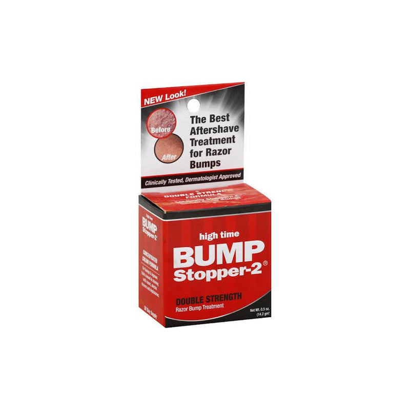 High Time Bump Stopper Sensitive Skin Treatment 0.5 Oz