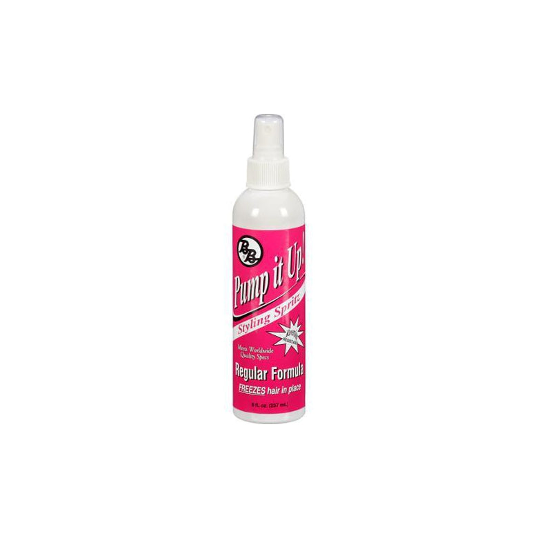 Bronner Brothers Pump It Up Styling Spritz, 8 oz.