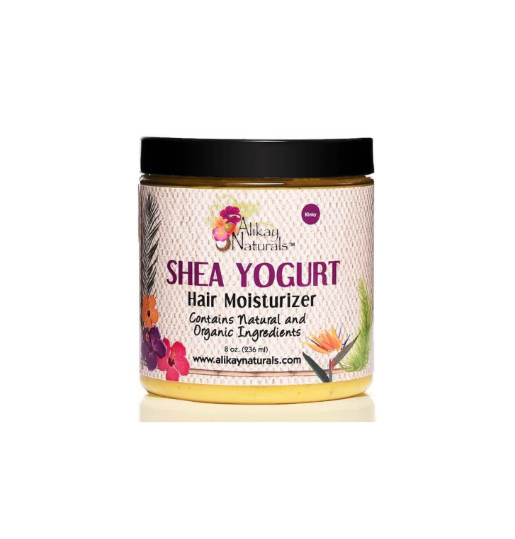 Alikay Naturals - Shea Yogurt Hair Moisturizer 8 oz.