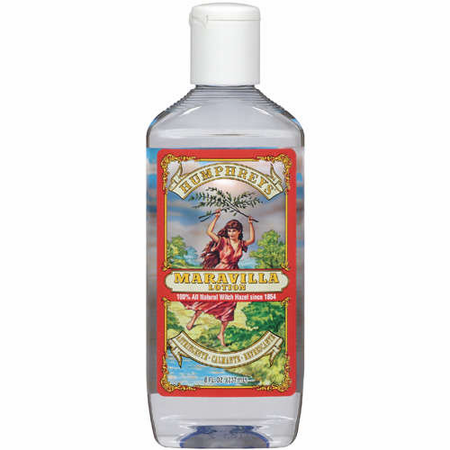 Humphreys Maravilla Witch Hazel 8 oz.