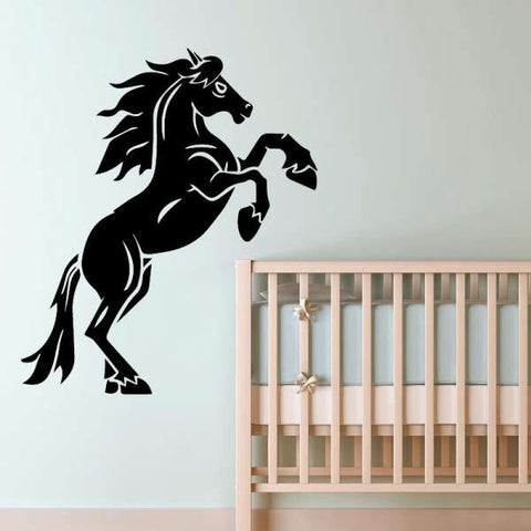 Stickers Cheval Debout