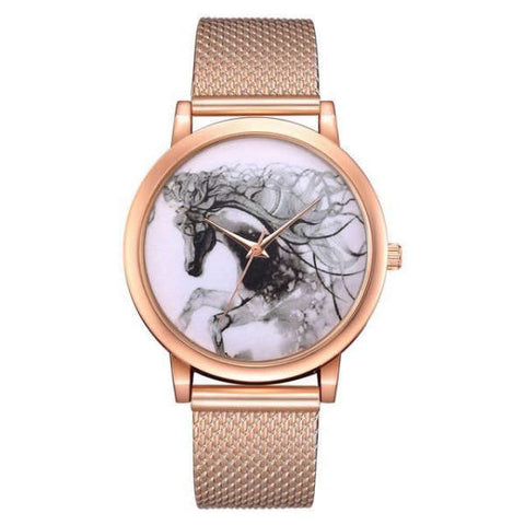Montre Cheval <br>Luxe