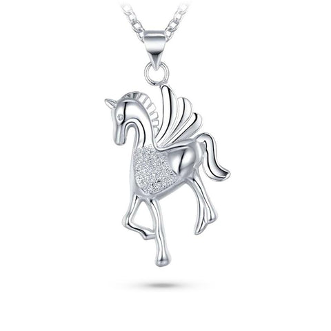 Collier Cheval <br> Grand Pegasus