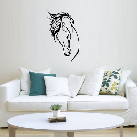 Wall Stickers Cheval