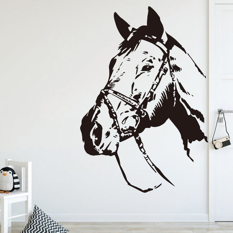 Deco Stickers Cheval