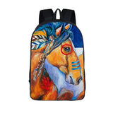 Cartable Cheval<br> Indien