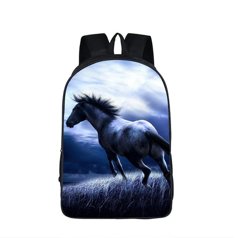 Cartable Cheval<br> Nocturne