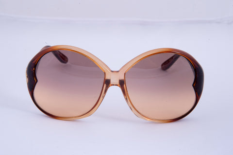 John Galliano oversized sunglasses