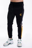 Kavanagh fitted cuffs tracksuits in gold fade