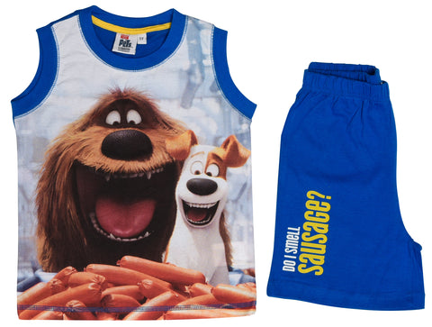 The Secret Life of Pets tank top set