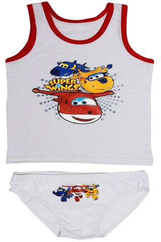 Jet Superwings tank top underwear
