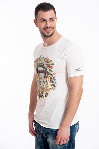 Gianni Lupo God Save The Queen t-shirt