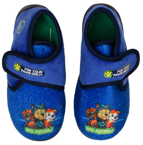 Paw Patrol heroes scratch slippers