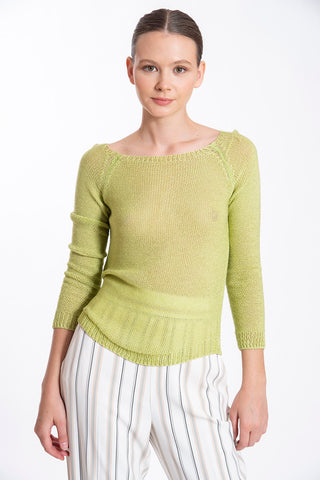 Akè cosy thin knitted sweater