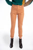 Patrizia Segreti chino trousers in tapered fit