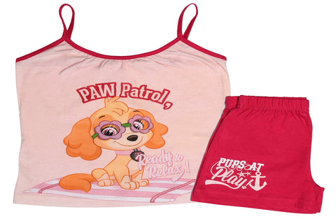 Paw Patrol sleeveless summer set
