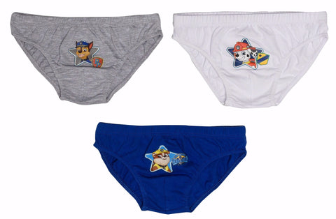 Paw Patrol pack of 3 slips